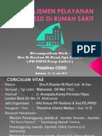 Cssd 1.Manajemen Pelayanan Cssd Di Rumah Sakit (New)