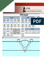 ATTAR - ToFD Calculator Antiguo