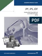 Grundfos JP Brochure 60Hz L