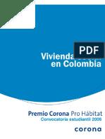 Vivienda Social en Colombia 2006._Saldarriaga