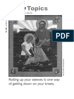 July 2008 Trinity Topics Newsletter, Trinity Toledo Episcopal Church