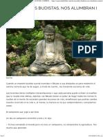 Las Leyendas Budistas, Nos Alumbran en El Camino - Ayurveda Del Tibet
