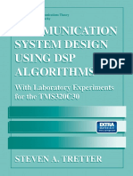 Communication System Design Using DSP Algorithms_ With Laboratory Experiments2