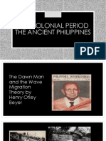 Soc Sci 103 Pre Colonial Period