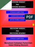 Mikro Dan Makro