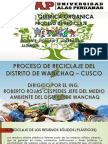 Quimica Org. Reciclaje