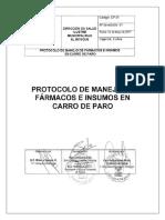 Protocolo Carro de Paro Mayo2017