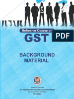 Gst -Background Material