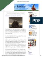 Religion y Santeria_ Tradicionalismo o Diáspora