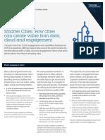 IBM ThinkAcademy Cities POV