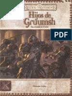 D&D - Reinos Olvidados - Hijos de Gruumsh [Aventura] (Lv 4)