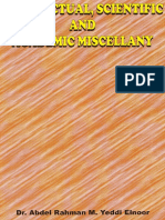 Intellectual, Scientific and Academic Miscellany PDF