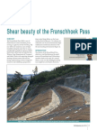 Shear Beauty of the Franschhoek Pass