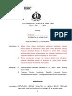 Surat Keputusan Master
