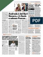 La Gazzetta Dello Sport 26-01-2018 - Serie B