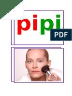 Kad Imbasan Perkataan dan Gambar KVKV (Vokal i).doc