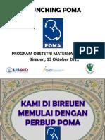 Launching Poma