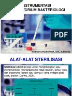 Instrumentasi Bakteriologi