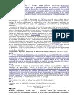 ORDIN Nr. 654 Din 11 Martie 2015 Privind Declaratia de Producator