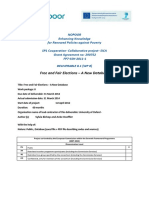 Deliverable 8.1 Free and Fair Elections – a New Database