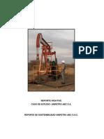 UniPetro Sustainability Report SME ESP