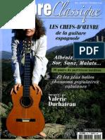 Las mejores Obras para Guitarra Española, recopiladas por Valerie Duchateau. Les Chefs-D 39 Oeuvre de La_Guitare Espagnole (Valerie Duchateau)