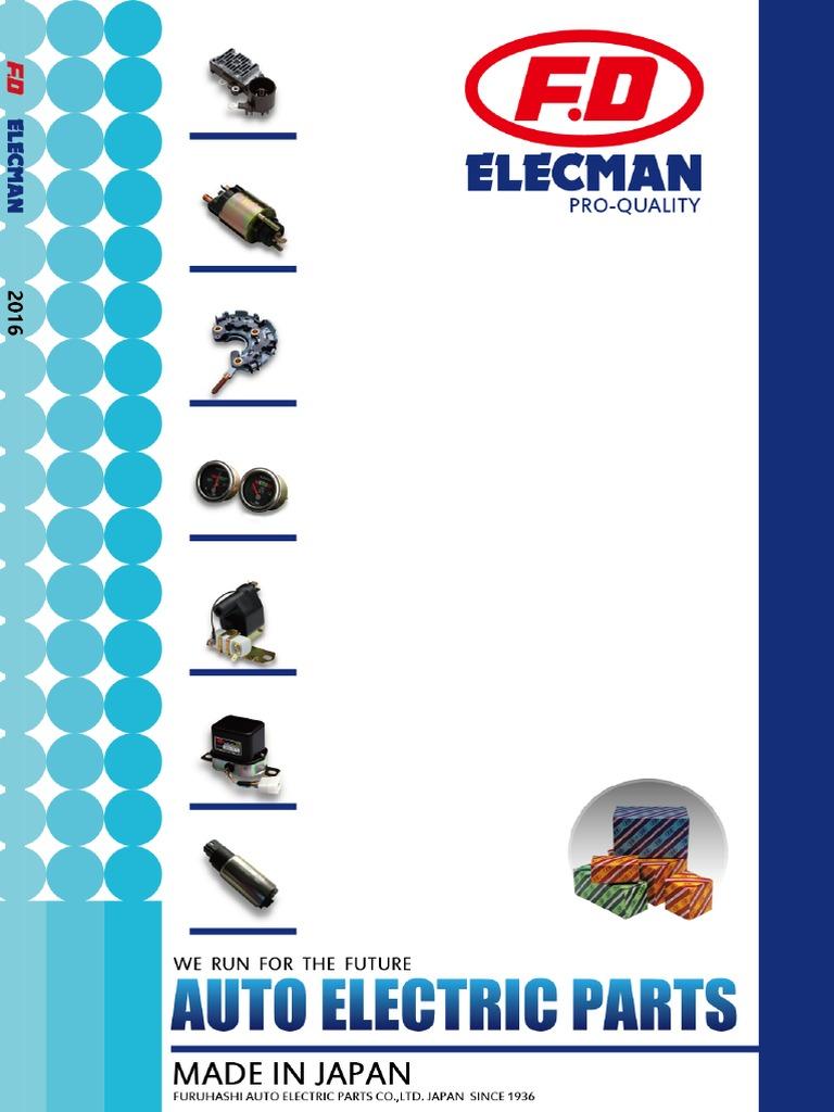 FD Elecman 40   Toyota   Manufacturing Companies Of Japan