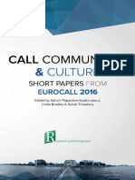 CALL Communication and Culture