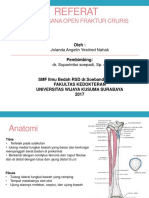 Referat Open Fracture