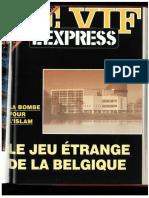 Le Vif - L'Express - 24.04.1987