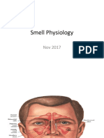 Smell Physiology HH Tht