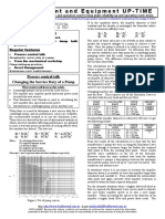 V1E1 - Process Plant and Equipment UP - TIME Newsletter