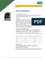 Kriox-Inorganico