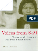 David Chandler-Voices From S-21_ Terror and History in Pol Pot's Secret Prison-University of California Press (2000)