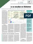 Los fármacos se encallan el Alzheimer