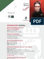 XX Semana de Cine Español de Coslada