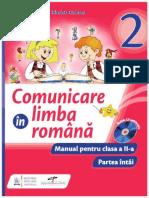 Comunicare in limba romana. Manual pentru clasa a II-a (partea I )