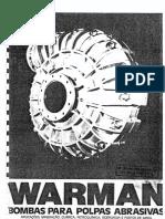 Warman Pumps