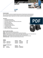 3m peltor technical datasheet.pdf