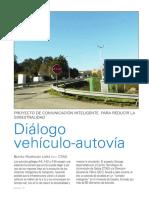 Dialogo Vehic Vía