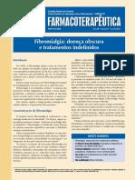 Fibromialgia Doença Obscura e Tratamentos Indefinidos