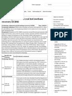 Technology_ Enhanced coal bed methane recovery (ECBM) _ Global CCS Institute.pdf