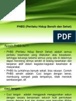 PHBS penyuluhan