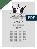 Leyes Municipales SC GM-2017-01