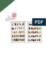 Promosi - Perfume Contoh