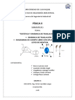g1. Estàtica y Dinàmica de Traslaciòn