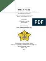 Laporan Kasus  bells palsy.docx