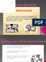 La Renta Nacional Chilena