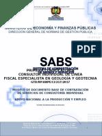 17 0287-00-806750 1 1 Documento Base de Contratacion