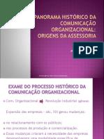 1º Panorama Histórico Da Comunicação Organizacional